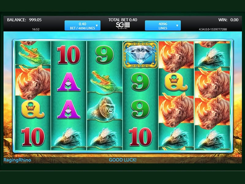 Hot Shot Casino Slot Review