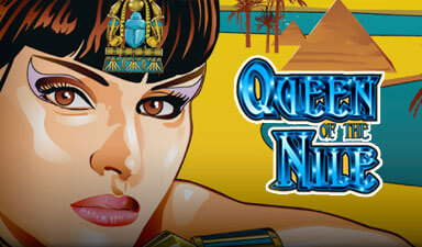 free pokies queen of the nile